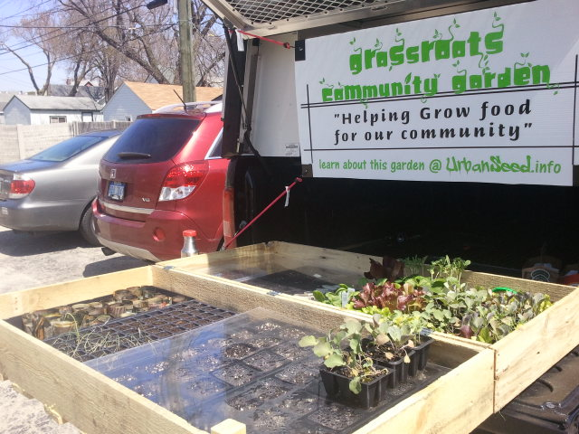 Grassroots Garden | Today from 10 to 12